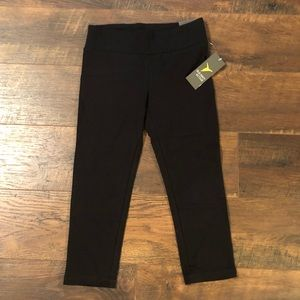 Girls cropped leggings